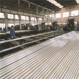Profils en aluminium/en aluminium d'extrusion pour la surface en bois