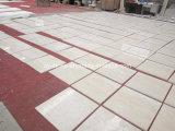 Tegel van Botticino Classico van het Bouwmateriaal de Beige Marmeren voor Vloer/Muur