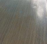 Film bleu de protection de plancher