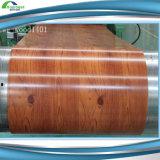Le matériau de feuille galvanisé a galvanisé la bobine en acier Z275