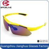 Sports en plein air de promotion bon marché des prix d'usine faisant un cycle des lunettes de soleil