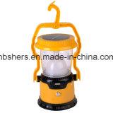Lanterne solaire du Portable 8 DEL, 1 torche de DEL, USB