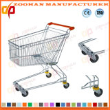 Euroart-Qualitäts-Supermarkt-Einkaufen-Laufkatze mit Sitz (ZHt248)