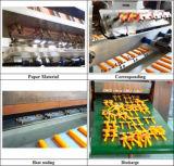 Машина упаковки электрического волдыря зубной щетки вспомогательного оборудования мобильных телефонов канцелярских принадлежностей бумажная чеша