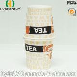 Tazza di carta del caffè caldo a gettare dalle 4 once per il commercio all'ingrosso