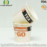 Бумажный стаканчик кофеего 4 Oz устранимый горячий для оптовой продажи