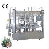Máquina de etiquetas de papel autoadesiva automática para o tambor redondo