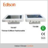 Lcd-Note WiFi Digital intelligenter Raum-Thermostat (TX-937-H-W)