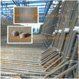 Plastikform für verstärkte Stützkonkrete Distanzstücke (WPDZDK)
