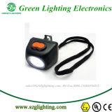 CREE 4.5ah Sicherheits-drahtlose Bergbau-Mützenlampe mit LCD-Bildschirmanzeige