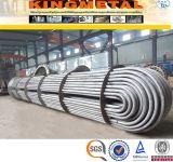 304/316 di prezzo a forma di U del tubo della curvatura del tubo dell'acciaio inossidabile