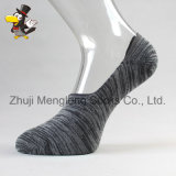 Хлопок отрезока низкого уровня людей Socks носки Invible с Gripper в пятке