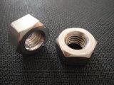 Noix Hex lourdes d'ASTM A194 2h /A563 10s