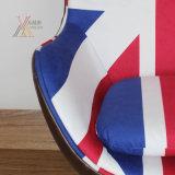 Britische Art-Ei-Form-Drehstuhl (TH96-9)