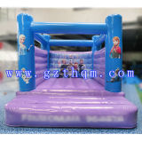 Bouncer HouseまたはHighquality膨脹可能なPVC Inflatable Small Jump Bed