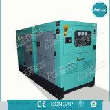 Genset elettrico diesel 10kVA-350kVA con il baldacchino silenzioso