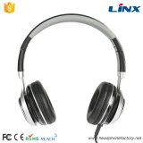 Earcup drehbares Stirnband Adjustble Superbaß-Kopfhörer Mic u. Lautstärkeregler erhältlich
