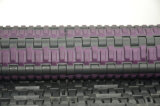 Flache Platte 1005 rutschfestes Pantented modulares Plastikförderband