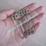 Spilla di sicurezza d'argento di alta qualità 4# (56mm) per monili