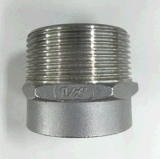 Embouts de durites d'acier inoxydable pour le boyau de gaz