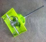 Приложение воздуходувки снежка метателя снежка