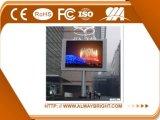 Abt водоустойчивое P6 напольное СИД рекламируя экран