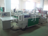 Seitliches Sealing Plastic Garment Bag Making Machinery mit Folding