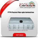 Рамка пассивного оптического волокна терминальная Box/ODF/Distribution FTTH