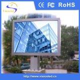 가장 높은 밝은 옥외 철 내각 SMD 풀 컬러 P10 발광 다이오드 표시