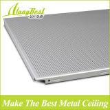 Plafond 2017 faux en aluminium perforé à la mode