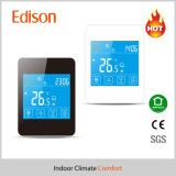 Thermostat intelligent de pièce de contact d'affichage à cristaux liquides (TX-928)