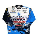 Sublimation all'ingrosso Quick Dry Fishing Jersey, Fishing Clothing per Men