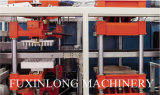 Maquinaria en línea de Thermoforming de tres estaciones