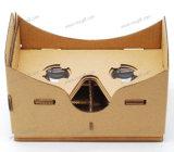 Glaces visuelles de Vr d'écouteur du carton 3D de Google de virtual reality