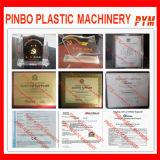 Vat en Screw voor PE Plastics van pvc pp