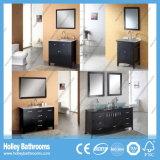 Module de salle de bains classique de vente chaud compact américain d'hôtel (BV141W)