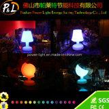 16 colori che cambiano la lampada di notte della decorazione LED di evento del partito