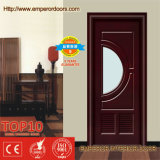 Sale chaud Mahogany Wood Interior Doors pour Small Space