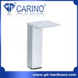 의자와 소파 다리 (J602)를 위한 알루미늄 소파 다리