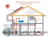 Ar energy-saving para molhar a ventilação da bomba de calor e o sistema de aquecimento para o agregado familiar