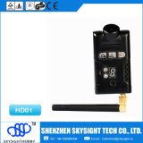 Caméra vidéo de Sky-HD01 Aio 400MW 32CH Fpv Wireless Video Transmitter Modele 1080P Mini