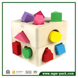Gute Qualitätsfördernde pädagogische Montessori hölzerne Spielwaren