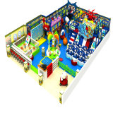 Cabritos Plastic Indoor Playground com Nice Quality