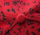 Casquillo/sombrero de encargo del Snapback con el bordado 3D