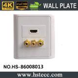 Горячая продавая 86 плита стены заварки модуля типа HDMI RGB