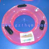 Boucle de flottement de la double eau gonflable/jeu gonflable de sport de stationnement de l'eau