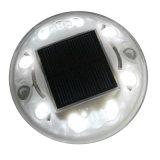 Solar8pcs LED Katzenauge-Straßen-Stift-blinkendes Licht