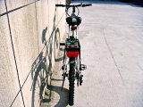 Aluminiumrahmen 180W-250W E-Fahrrad mit Shimano Derailleur (TDE-002)