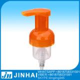 30/410 de bomba plástica da espuma do pulverizador do impulso com o distribuidor da loção do tampão