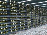 Trilhos de aço padrão da alta qualidade 43kg